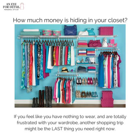 Does Platos Closet Give You Money For Clothes by The Closet Overhaul Style Assessment Program An Eye
