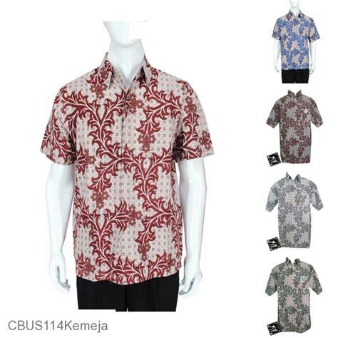 Kemeja Sifon Etnik Furing Cantik Murah baju batik sarimbit motif batik ceker ayam kemeja lengan pendek murah batikunik