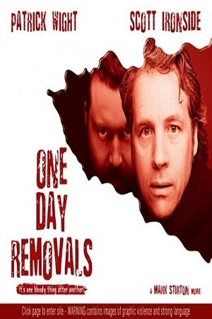 film one day online one day removals 2008 hollywood movie watch online