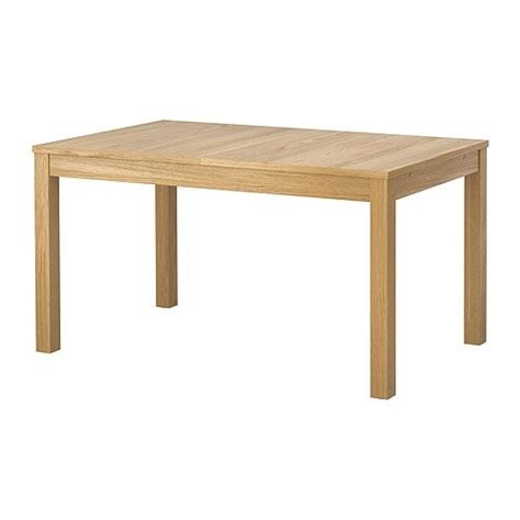 bjursta extendable table ikea
