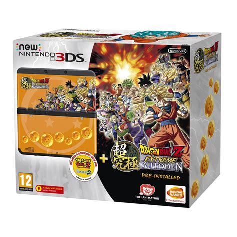 3ds Z Butoden nintendo new 3ds z butoden