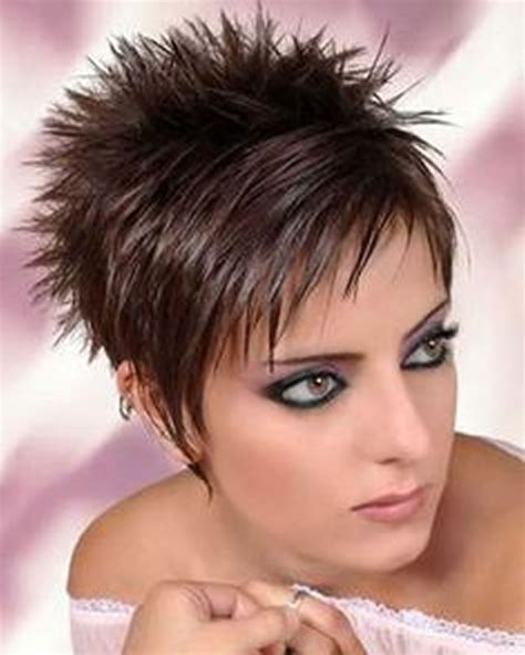 spiked hair styles for women short spiky haircuts hairstyles for women 2018 page 4