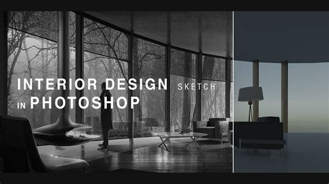 interior design sketch tutorial youtube