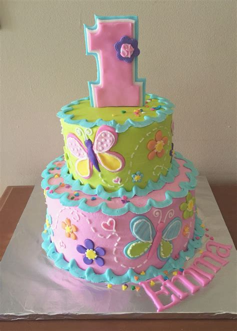 st birthday cake   girl   cakes pinterest birthday cake girls birthday cake