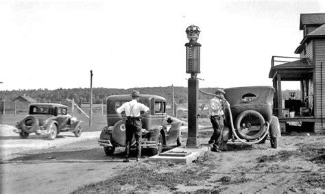 boat junk yard milwaukee vintage gasoline seven nostalgic service station images