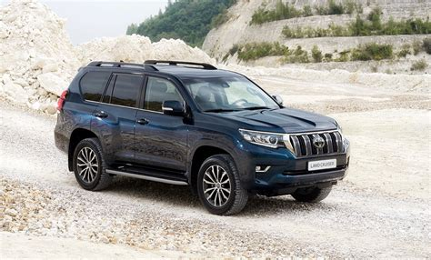 2018 Toyota Land Cruiser Gets A Refresh In Europe The