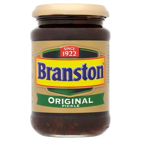 Coffee Table Images by Branston Original Pickle 310g Table Sauce Table Sauce