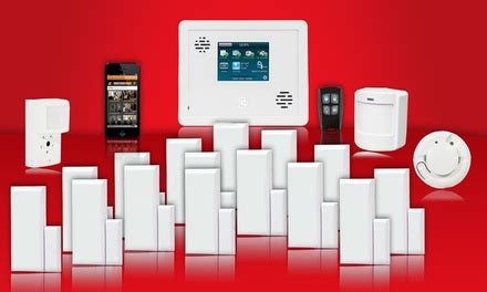 home security packages security one alarm groupon