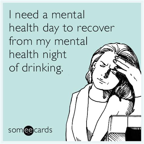 Mental Health Meme - get well ecards free get well cards funny get well
