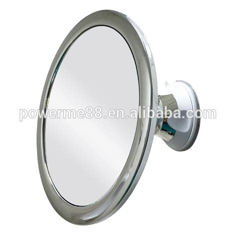 no fog bathroom mirror rotating no fog shower mirror fogless mirror antifog bath