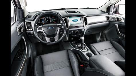 ford ranger 2017 interior ford revela interior da nova ranger 2017 para a am 233 rica do sul