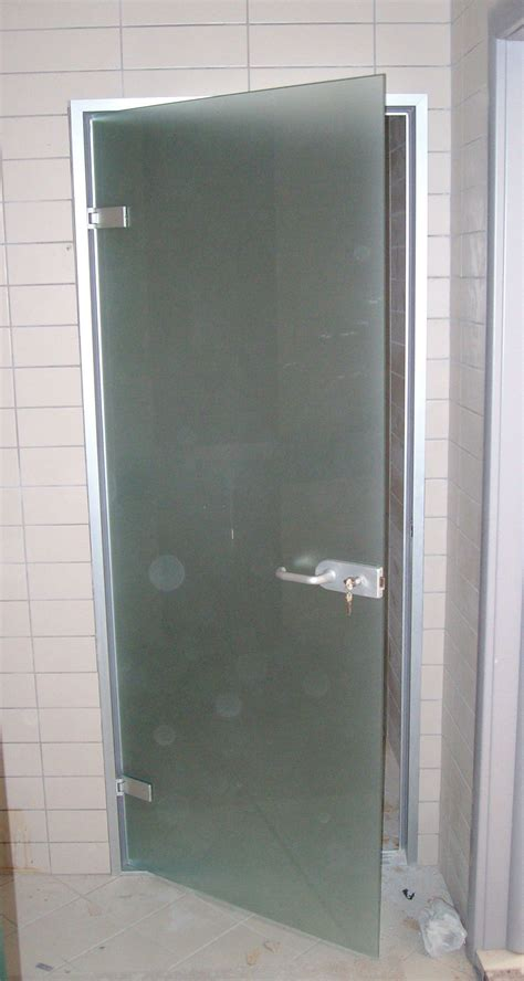 Interior Glass Door For Bathroom And Toilet With Locks Interior Doors With Glass