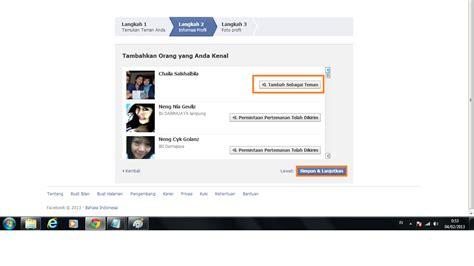cara membuat yayasan terbaru bagaimana cara membuat akun facebook versi terbaru bloglazir