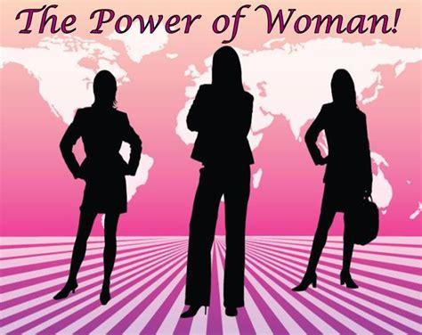 women power a the power of women