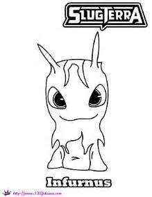 slugterra coloring pages getcoloringpages