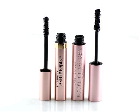 Mascara L Oreal Lash Paradise l or 233 al lash paradise mascara review beautiful makeup