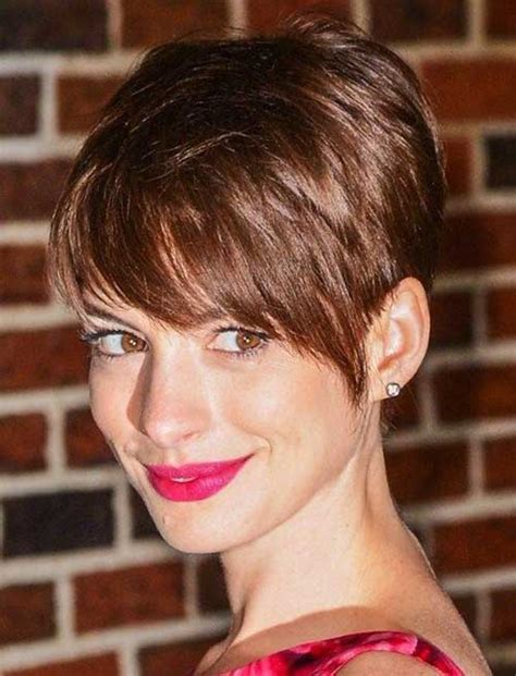 cutting short fringe on ultra short hair 1000 images about short cuts on pinterest pixie