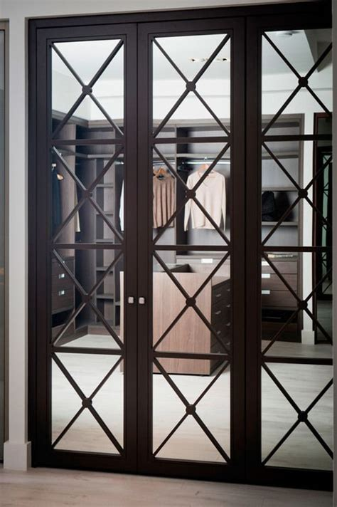 Hinged Mirrored Wardrobe Doors by 1000 Ideas About Hinged Wardrobe Doors On Sliding Wardrobe Designs Sliding