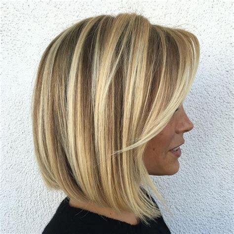 short hairstyles with chunky color foils 25 best ideas about chunky blonde highlights on pinterest