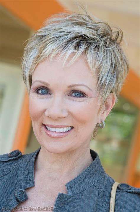 haircuts for round faces of a 55 year old pixie haircuts older women pixie haircuts for older
