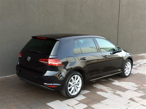 golf 7 highline interni volkswagen golf vii highline import auto