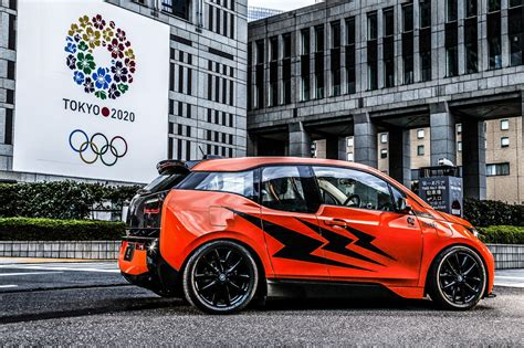Bmw I3 Tieferlegen by Bmw I3 Tuned By 3d Design And Studie Japan