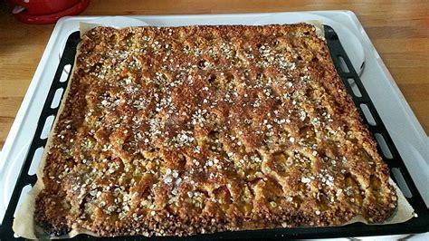 haferflocken kuchen rezept sauerkirsch haferflocken kuchen rezept mit bild