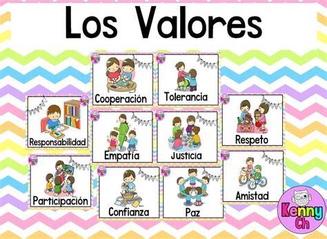 imagenes para reflexionar sobre valores valores
