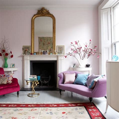 home design ideas uk decorating ideas from lulu guinness victorian terrace house housetohome co uk
