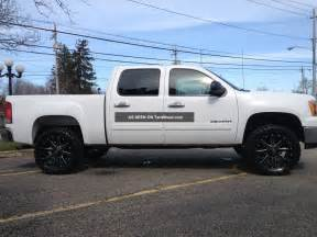 20 Inch Wheels For Gmc Truck 2013 Gmc With 20 Inch Wheels 33 S Leveled Like