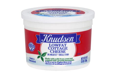 Cottage Cheese Knudsen by Knudsen Low Cottage Cheese 48 Oz Tub Kraft Recipes