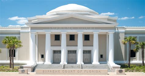Florida Supreme Court Search Florida Supreme Court Approves Order Extending Deadlines Ninth Judicial Circuit