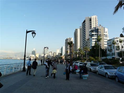 Beirut Free File Corniche Beirut Jpg