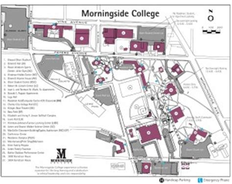morningside college 50 million sought for morningside college projects