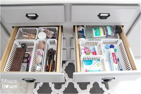 organization solutions never rummage trough a drawer again with these organizing