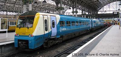 hull trains seat plan wales coast railway the class 175