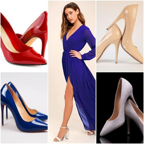 what color shoes with royal blue dress what colour shoes with a royal blue cocktail dress quora
