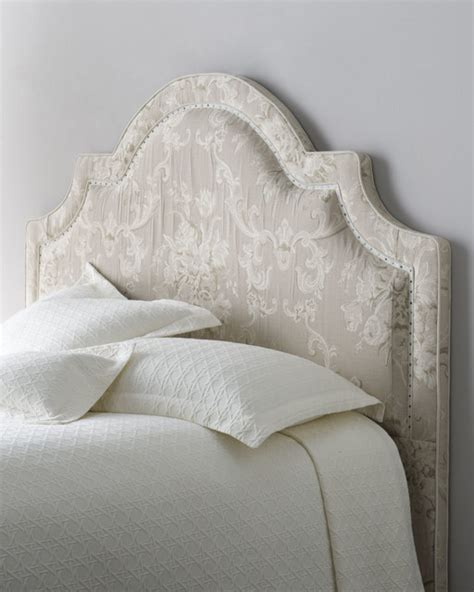 traditional headboard haute house quot kellwood quot upholstered headboard traditional