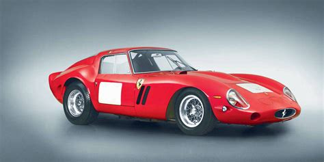 Ferrari From Which Country by Most Expensive Car Sold At Auction Ferrari 250 Gto
