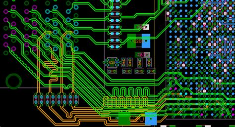 layout design of pcb pcb layout mentor graphics