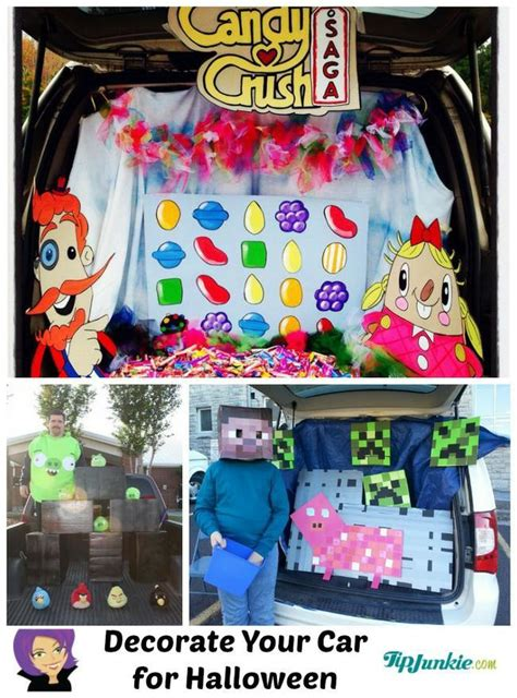 Decorate Your Car For - 7 trunk or treat ideas featuring themes tip junkie