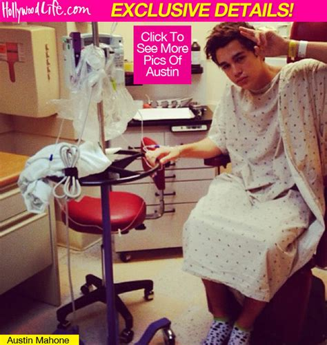 Mahone Sick Mahone In The Hospital Singer Tweets I Ve Never