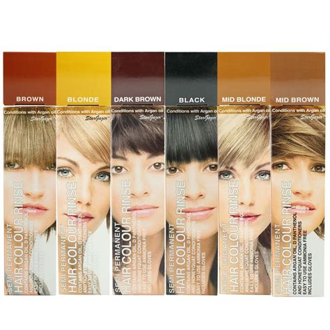 1000 images about permanent hair colours by l oreal professional on hair color stargazer semi permanent colour hair dye in everyday shades ebay