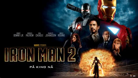iron man 2 ranking the first 10 marvel cinematic universe films
