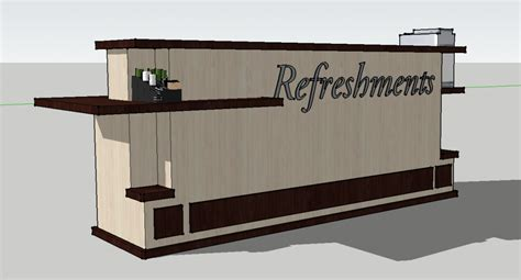 office coffee bar furniture custom welcome center furniture envisionary images