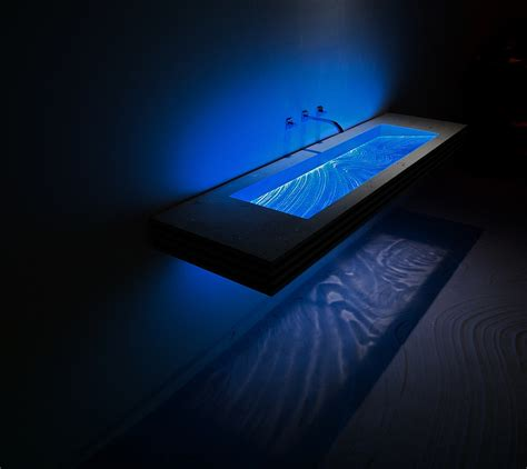 Led Concrete Countertops by Downing Designs Image Gallery Proview