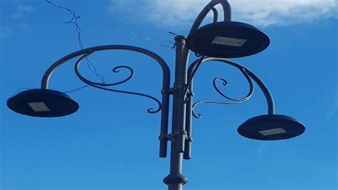 pubblica illuminazione a led illuminazione pubblica a led serre punta al risparmio
