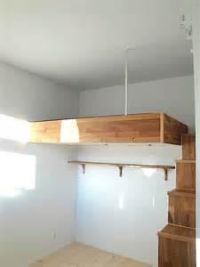 Adult loft beds scandinavian loft