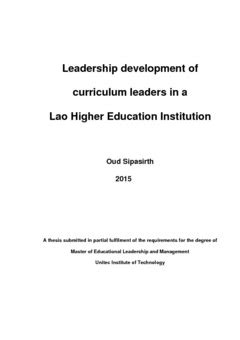 thesis on education and development education dissertations and theses