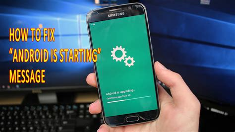 android optimizing app how to fix quot android is starting quot followed by quot optimizing app quot issue on android phone